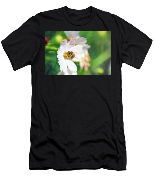 Men's T-Shirt (Athletic Fit) featuring the photograph Lensbabee 1 by Brian Hale