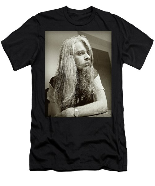 Leon Russell 1970 Men's T-Shirt (Athletic Fit)