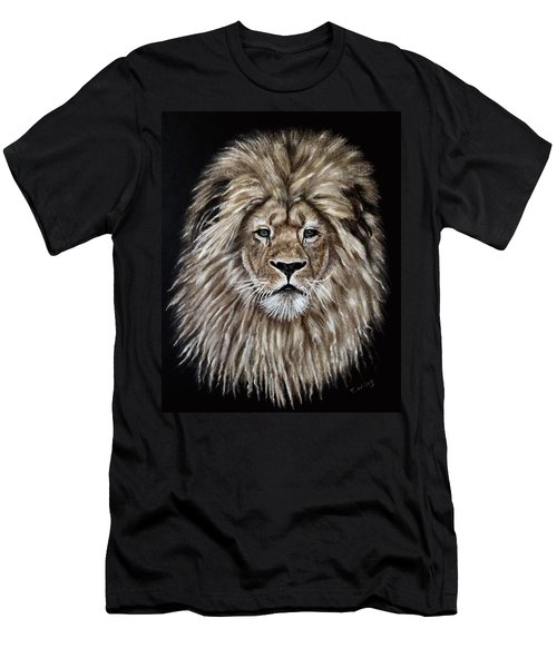 Leonardo Men's T-Shirt (Athletic Fit)