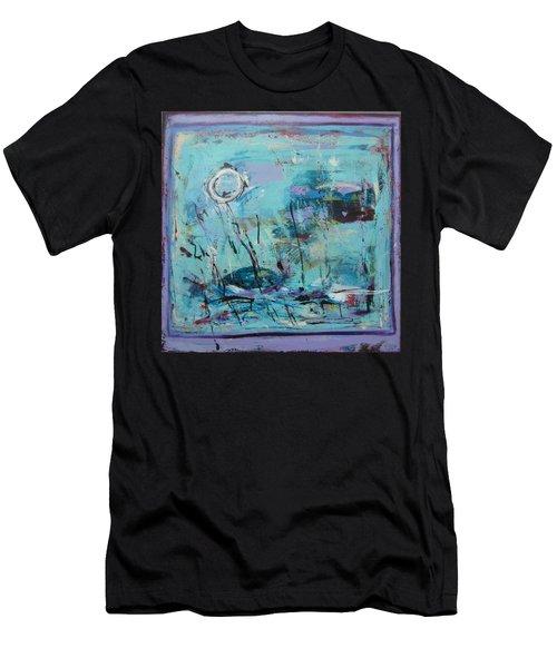 Les Sauterelles S'endorment Men's T-Shirt (Athletic Fit)