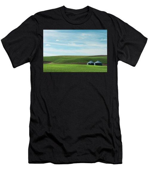 Less Is More. Men's T-Shirt (Athletic Fit)