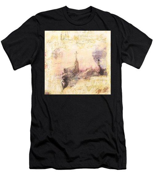Let It Be Men's T-Shirt (Athletic Fit)