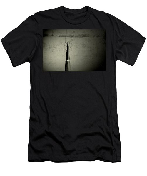 Let It Go Men's T-Shirt (Slim Fit) by Mark Ross
