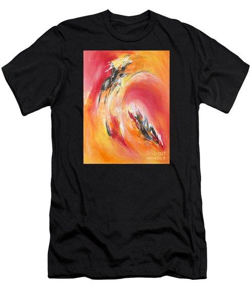 Let It Happen Men's T-Shirt (Athletic Fit)