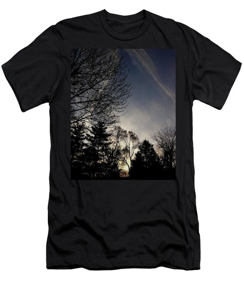 'let There Be Peace On Earth' - Read Men's T-Shirt (Athletic Fit)