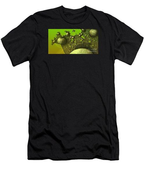 Lettuce Have Escargot Men's T-Shirt (Athletic Fit)
