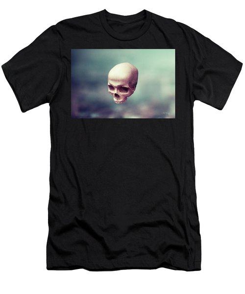 Men's T-Shirt (Slim Fit) featuring the digital art Levity by Joseph Westrupp