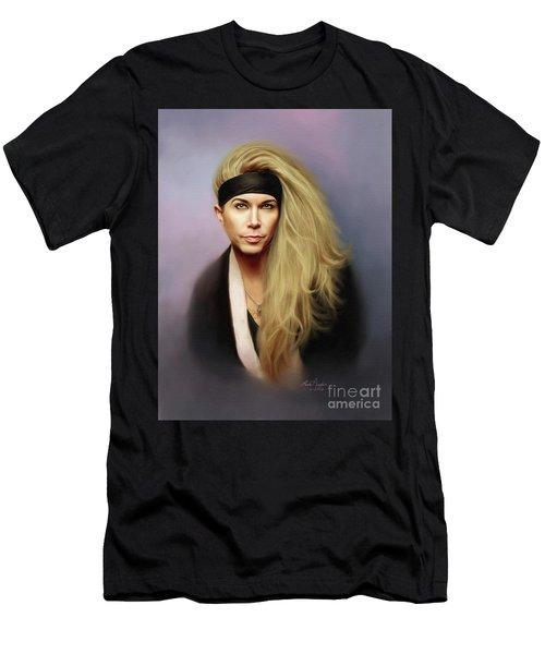 Lexxi Men's T-Shirt (Slim Fit) by Lena Auxier
