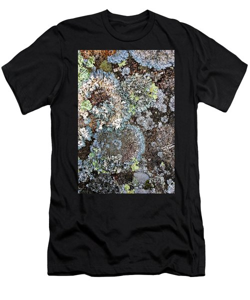 Lichens Men's T-Shirt (Athletic Fit)