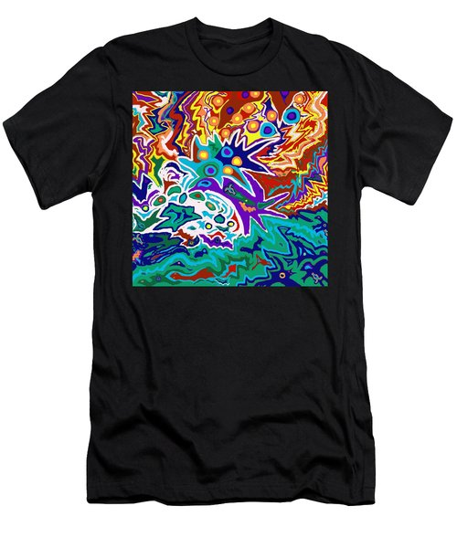 Life Ignition Men's T-Shirt (Athletic Fit)
