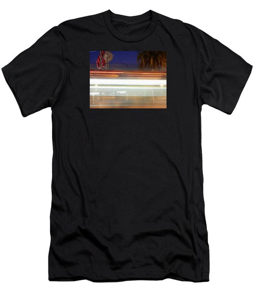 Life In Motion Men's T-Shirt (Slim Fit) by Ryan Fox
