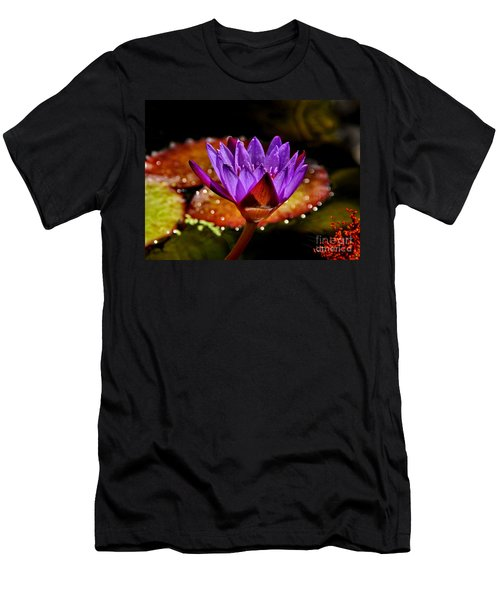 Life On The Pond 2 Men's T-Shirt (Athletic Fit)