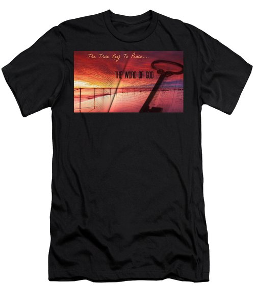 Lifeq416 Men's T-Shirt (Athletic Fit)