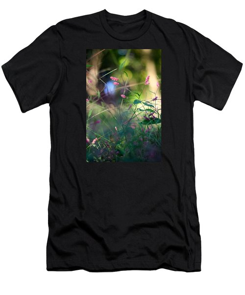 Life's Journey Men's T-Shirt (Slim Fit) by Tracy Male
