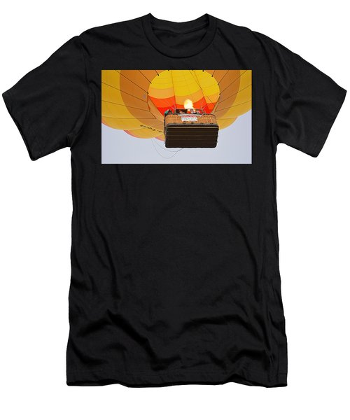 Men's T-Shirt (Athletic Fit) featuring the photograph Liftoff by AJ Schibig