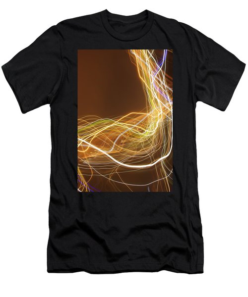 Light 2 Men's T-Shirt (Athletic Fit)