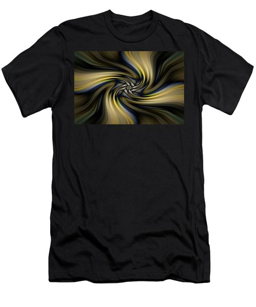 Light Abstract 10 Men's T-Shirt (Athletic Fit)
