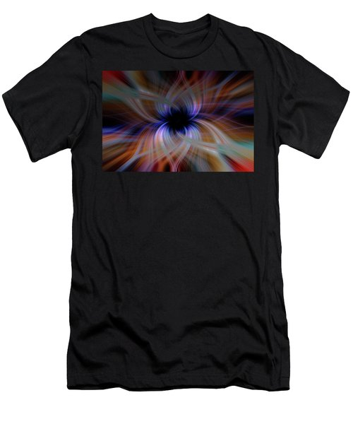 Light Abstract 5 Men's T-Shirt (Athletic Fit)