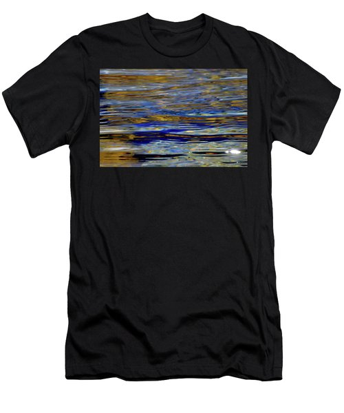 Light And Water  Men's T-Shirt (Athletic Fit)