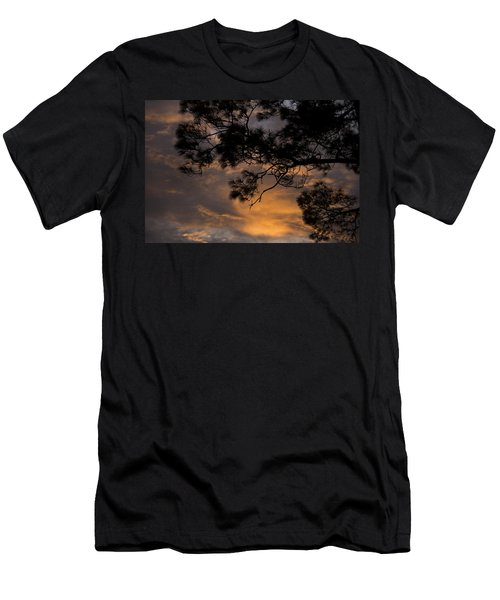 Light At The End Of The Day Men's T-Shirt (Athletic Fit)