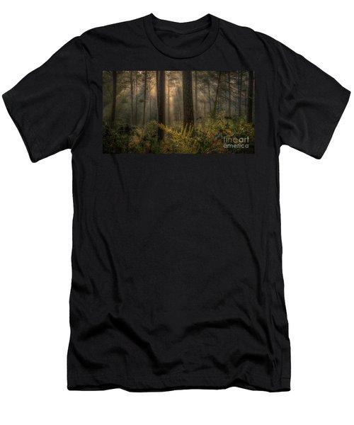 Light Bath Men's T-Shirt (Athletic Fit)