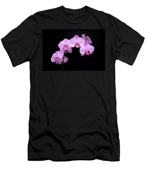 Light On The Purple Please Men's T-Shirt (Athletic Fit)