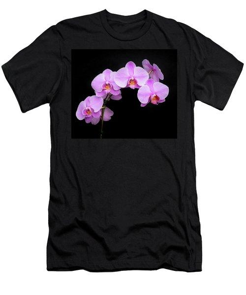 Light On The Purple Please Men's T-Shirt (Athletic Fit)