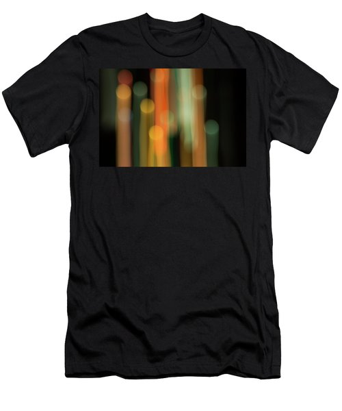 Light Painting No. 1 Men's T-Shirt (Athletic Fit)