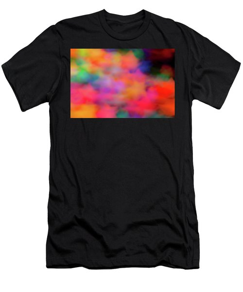 Lucky Neon Stars Men's T-Shirt (Athletic Fit)