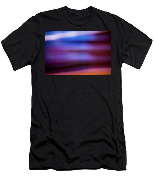 Violet Dusk Men's T-Shirt (Athletic Fit)