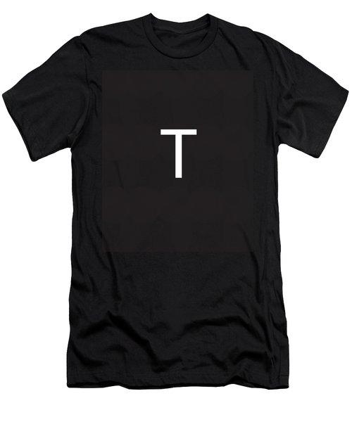 Light Template Men's T-Shirt (Athletic Fit)