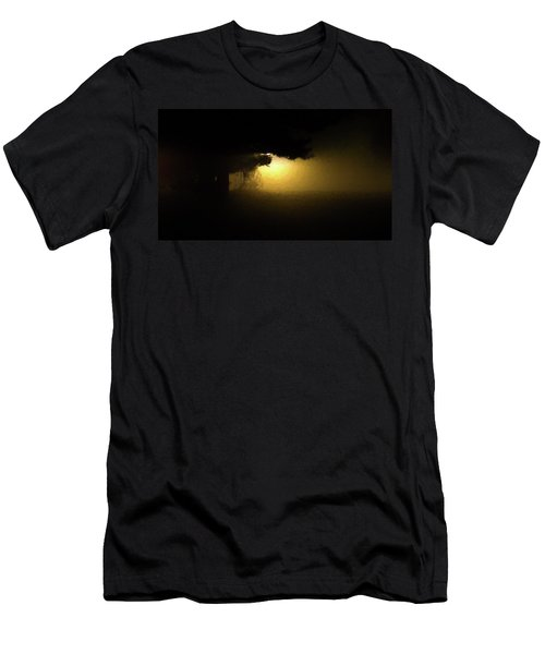 Light Through The Tree Men's T-Shirt (Athletic Fit)