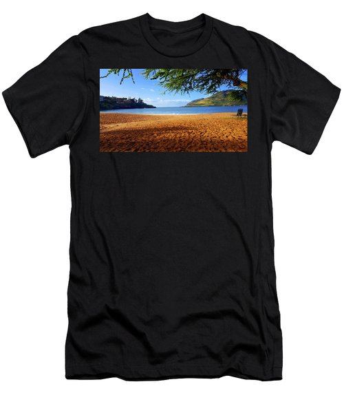 Lihue  Men's T-Shirt (Athletic Fit)