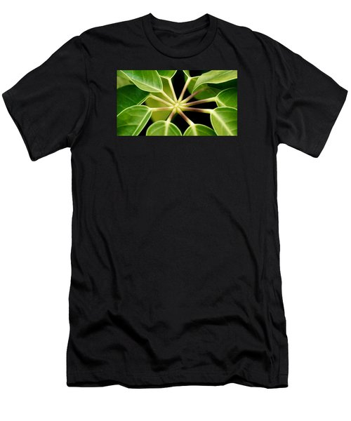 Men's T-Shirt (Slim Fit) featuring the photograph like a Star by Werner Lehmann