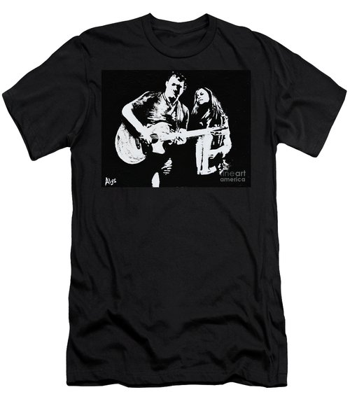 Like Johnny And June Men's T-Shirt (Athletic Fit)