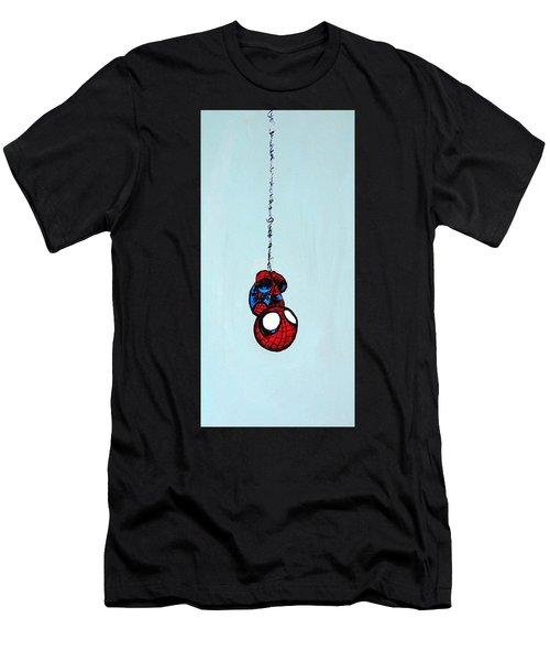 L'il Webcrawler Men's T-Shirt (Athletic Fit)