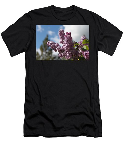 Lilacs 5547 Men's T-Shirt (Athletic Fit)