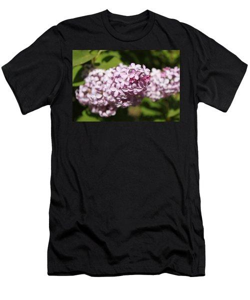 Lilacs 5549 Men's T-Shirt (Athletic Fit)