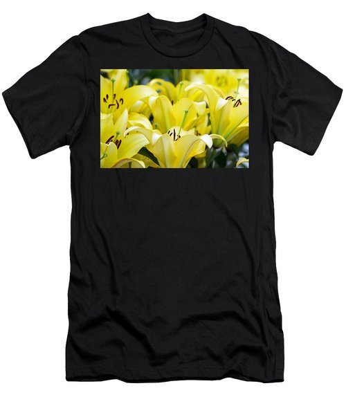 Lilies Of The Field #2 Men's T-Shirt (Athletic Fit)