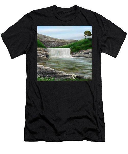 Lily Creek Men's T-Shirt (Athletic Fit)