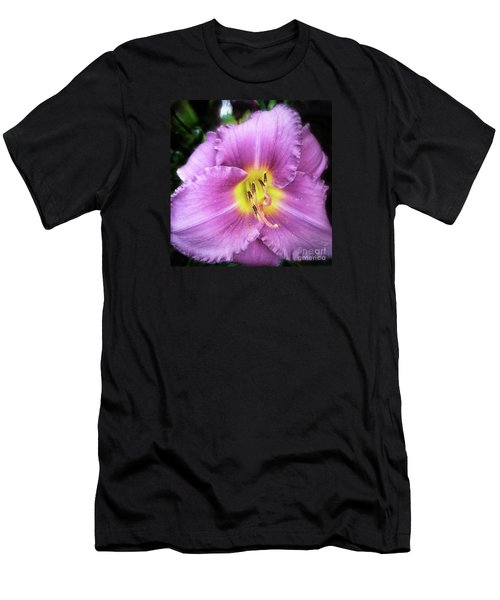 Lily In The Shade Men's T-Shirt (Athletic Fit)