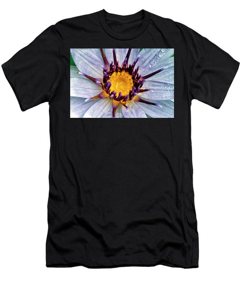 Lily Not Quite In Focus Men's T-Shirt (Athletic Fit)
