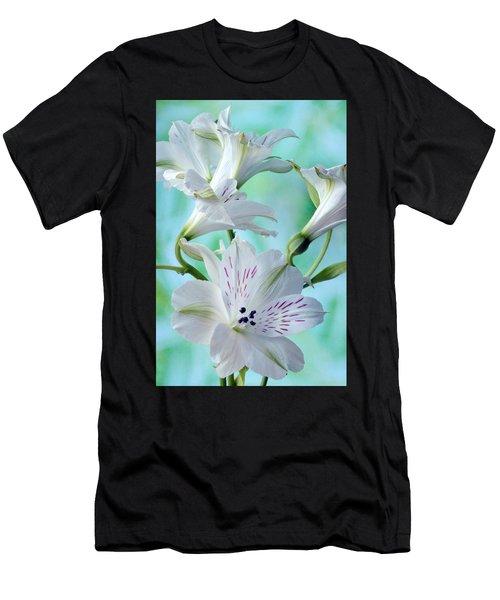 Lily Of The Incas Men's T-Shirt (Athletic Fit)