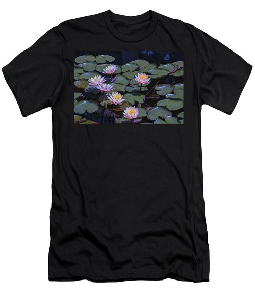Lily Of The Night Men's T-Shirt (Athletic Fit)