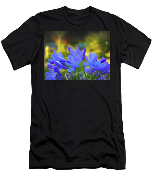 Lily Of The Nile Men's T-Shirt (Athletic Fit)