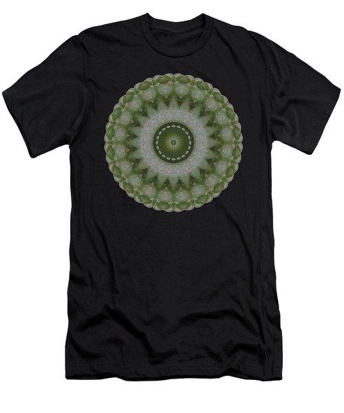Lily Plaid Men's T-Shirt (Athletic Fit)