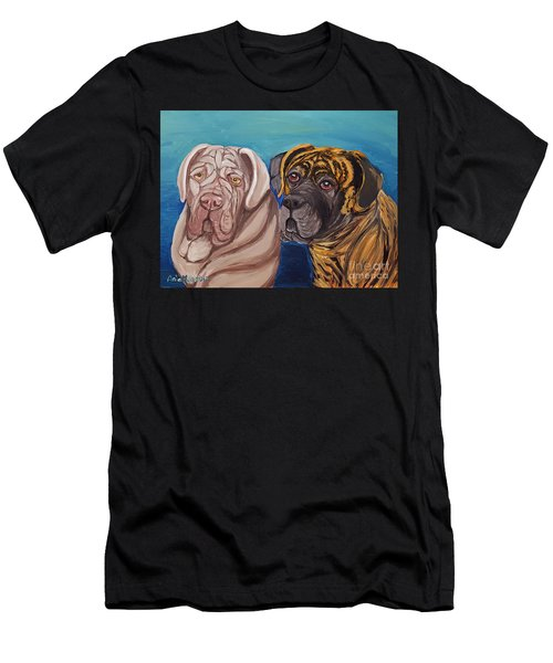 Lily Rose Maggie Moo Men's T-Shirt (Athletic Fit)