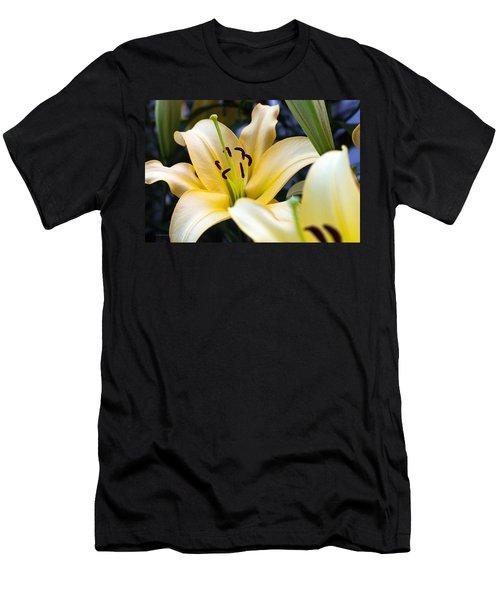 Lily Splendor Men's T-Shirt (Athletic Fit)