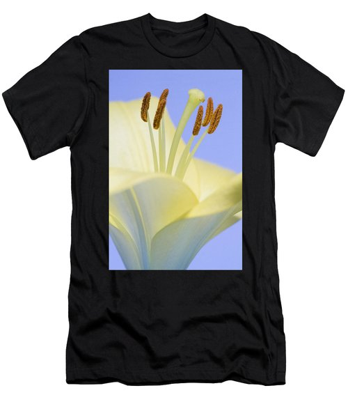 Lily Stamens  Men's T-Shirt (Athletic Fit)