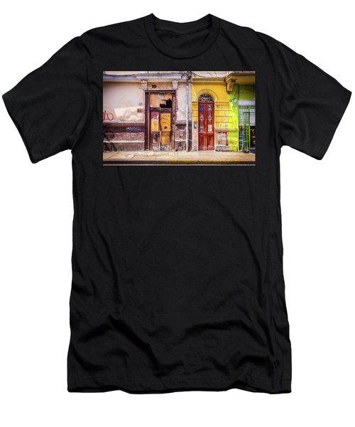 Lima City Doors Men's T-Shirt (Athletic Fit)